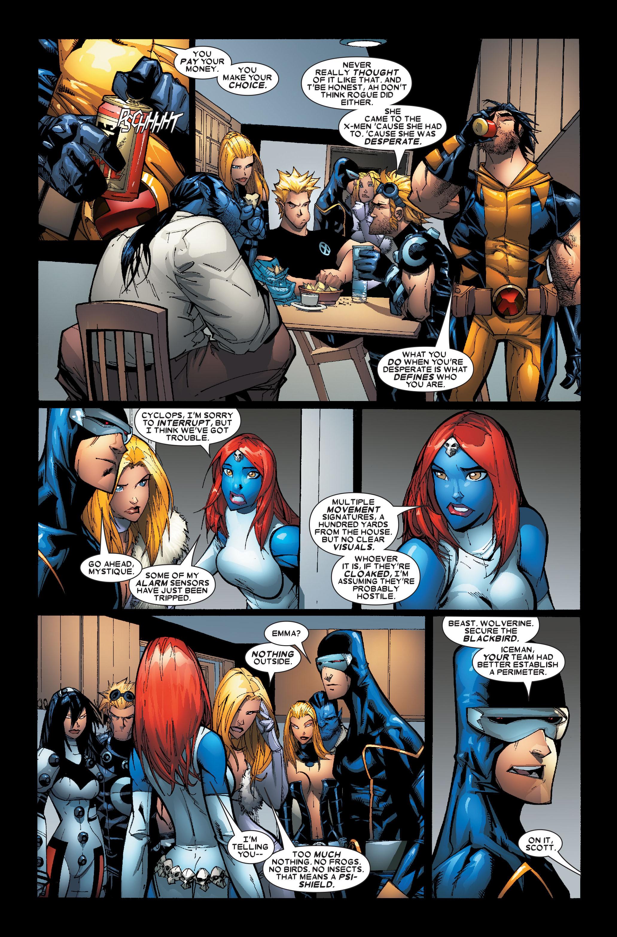 X-Men (1991) 200 Page 28