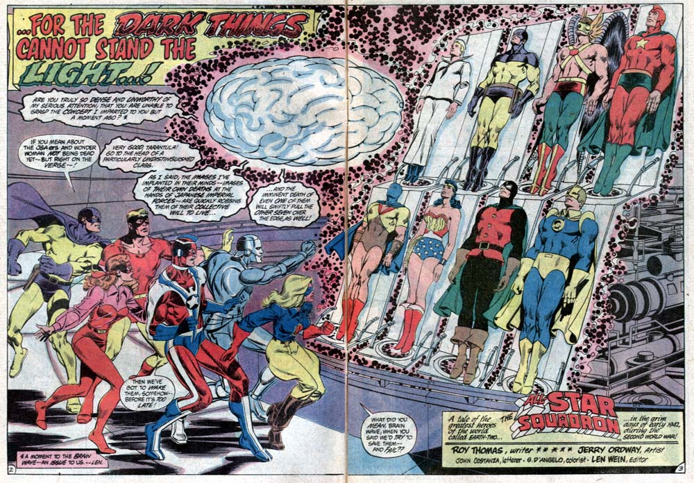 Read online All-Star Squadron comic -  Issue #20 - 4
