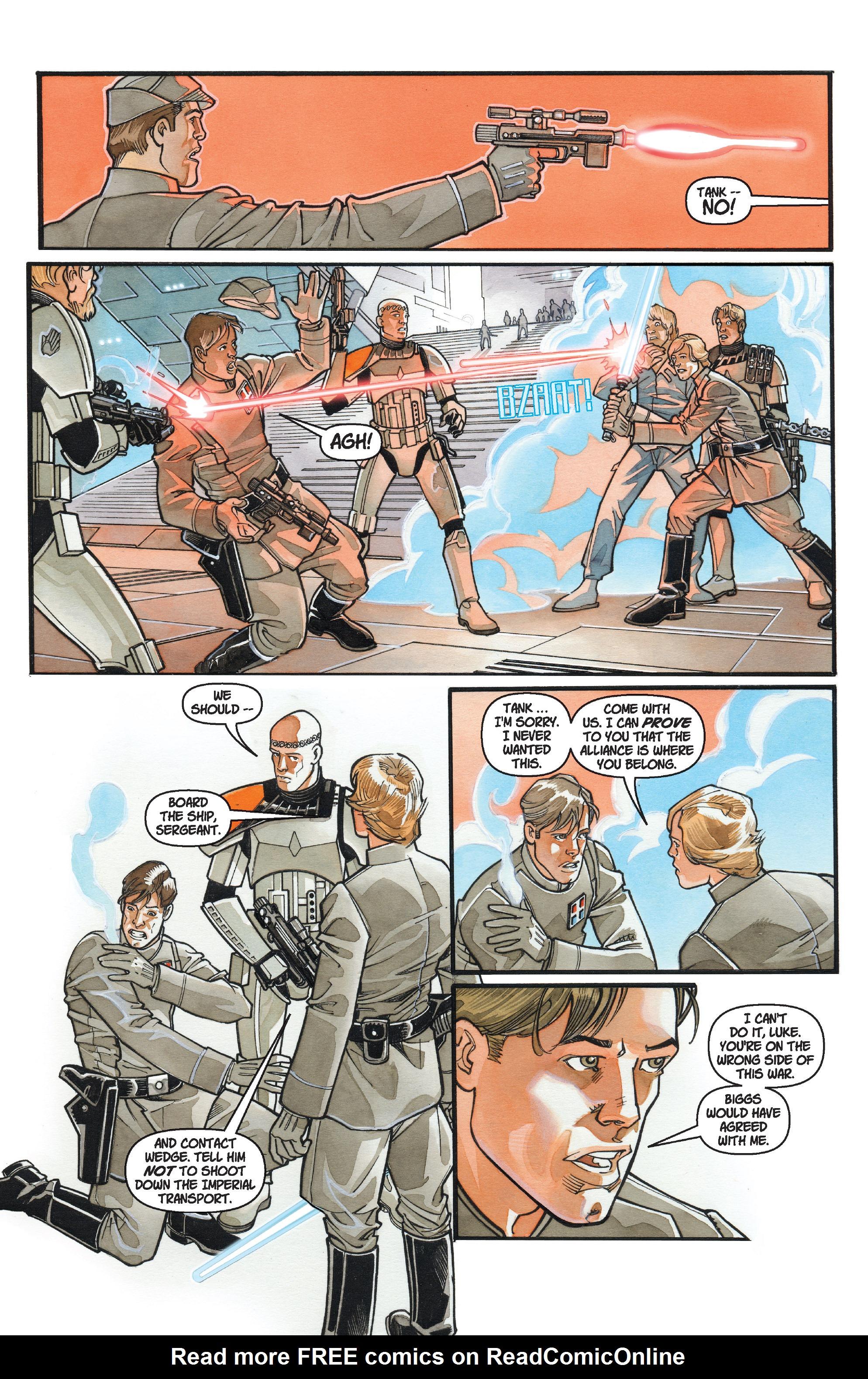 Read online Star Wars Omnibus comic -  Issue # Vol. 22 - 308