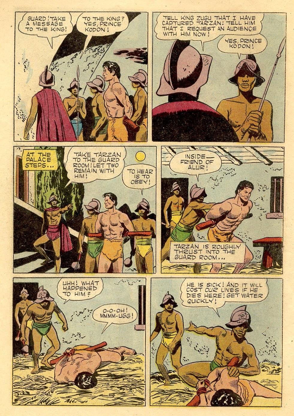 Tarzan (1948) issue 62 - Page 15
