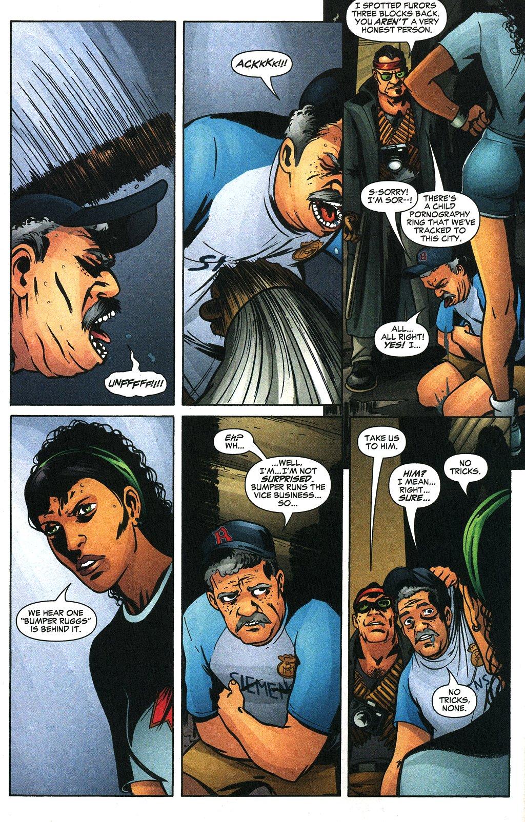 Read online Fallen Angel (2003) comic -  Issue #19 - 19