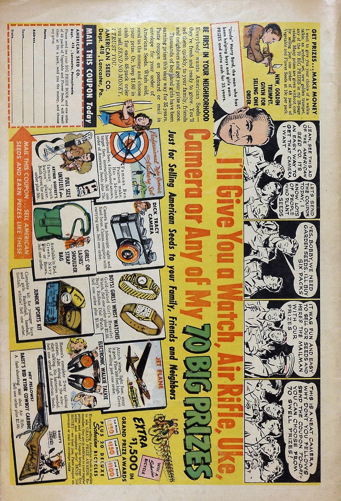 Billy the Kid Adventure Magazine 21 Page 36