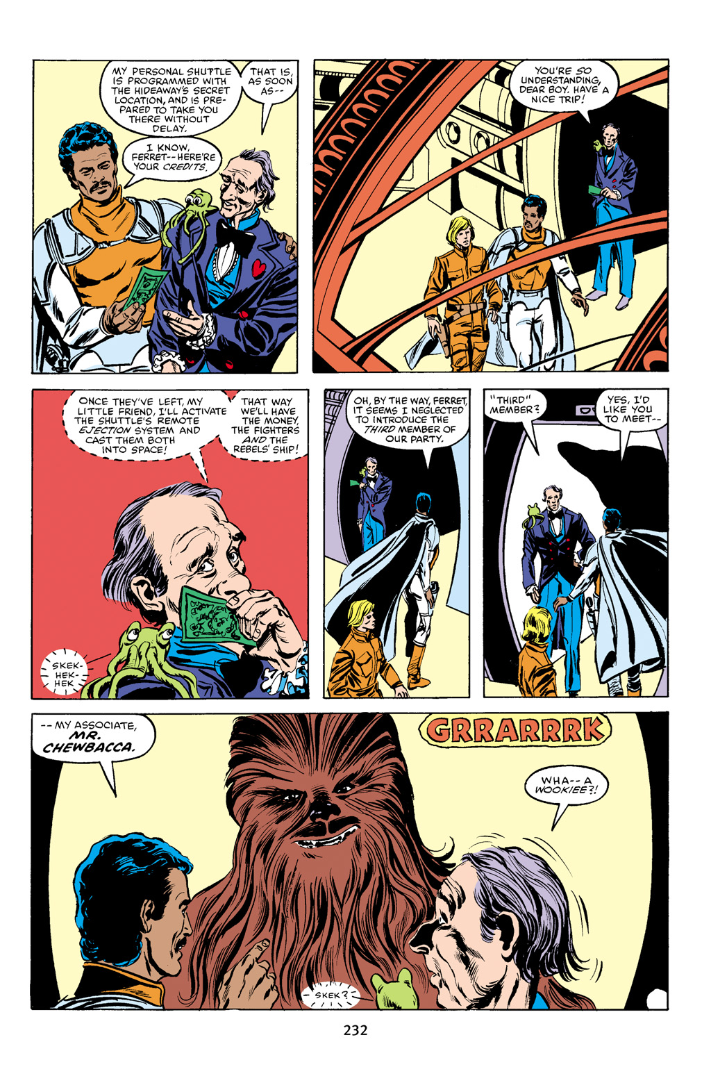 Read online Star Wars Omnibus comic -  Issue # Vol. 16 - 229