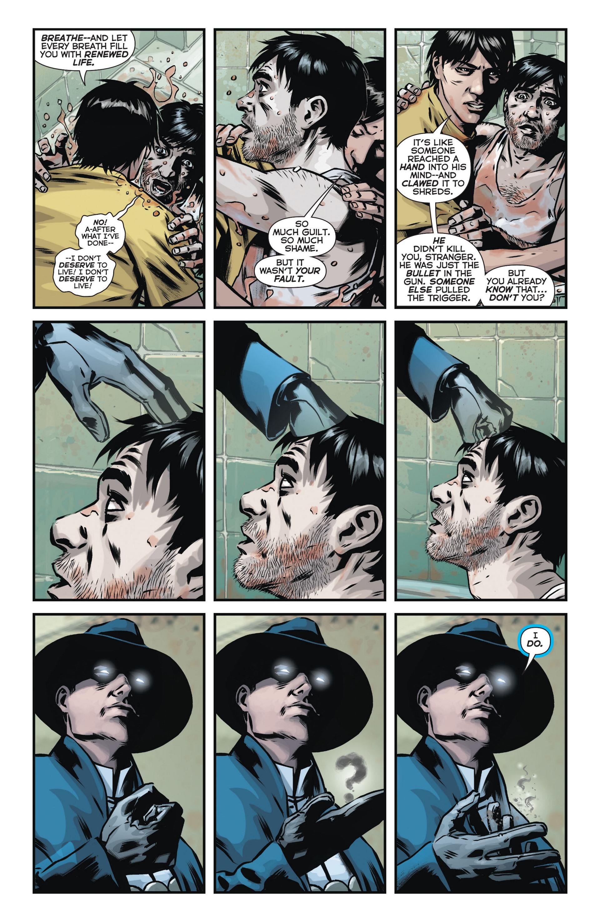 Read online Trinity of Sin: The Phantom Stranger comic -  Issue #12 - 16