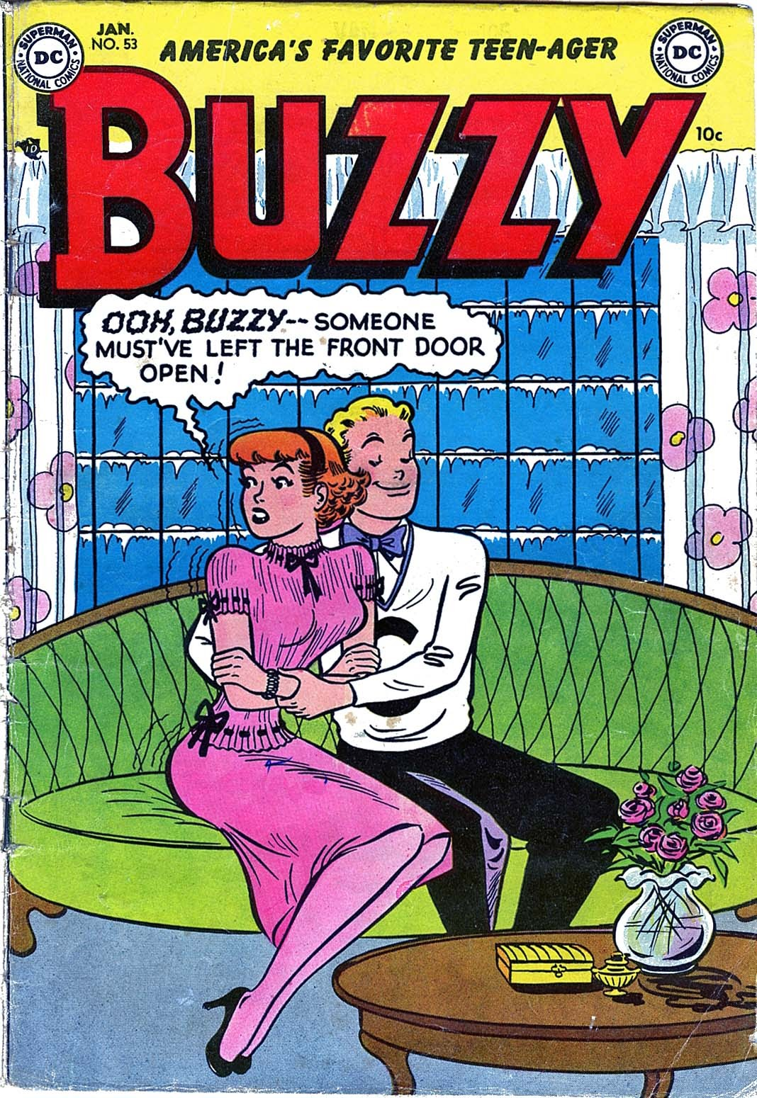 Buzzy issue 53 - Page 1