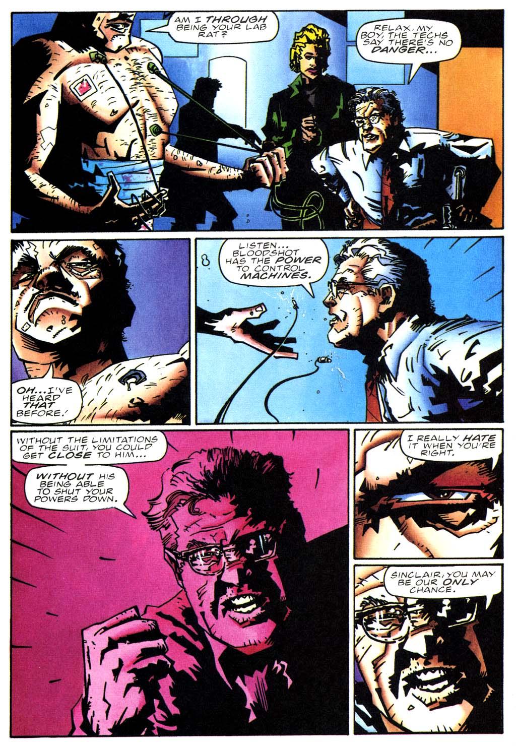 Read online Secret Weapons comic -  Issue #21 - 12