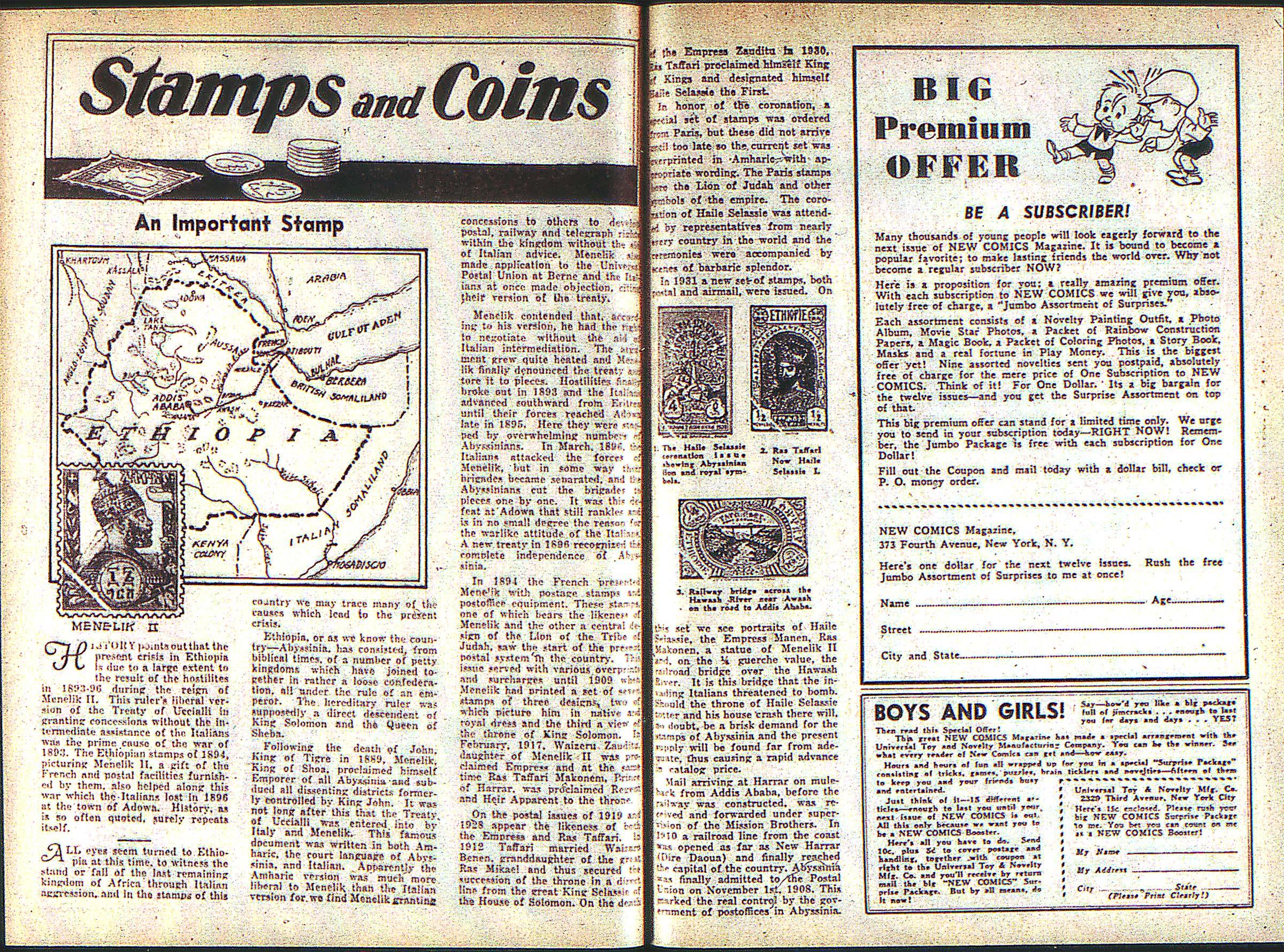 Read online Adventure Comics (1938) comic -  Issue #1 - 28