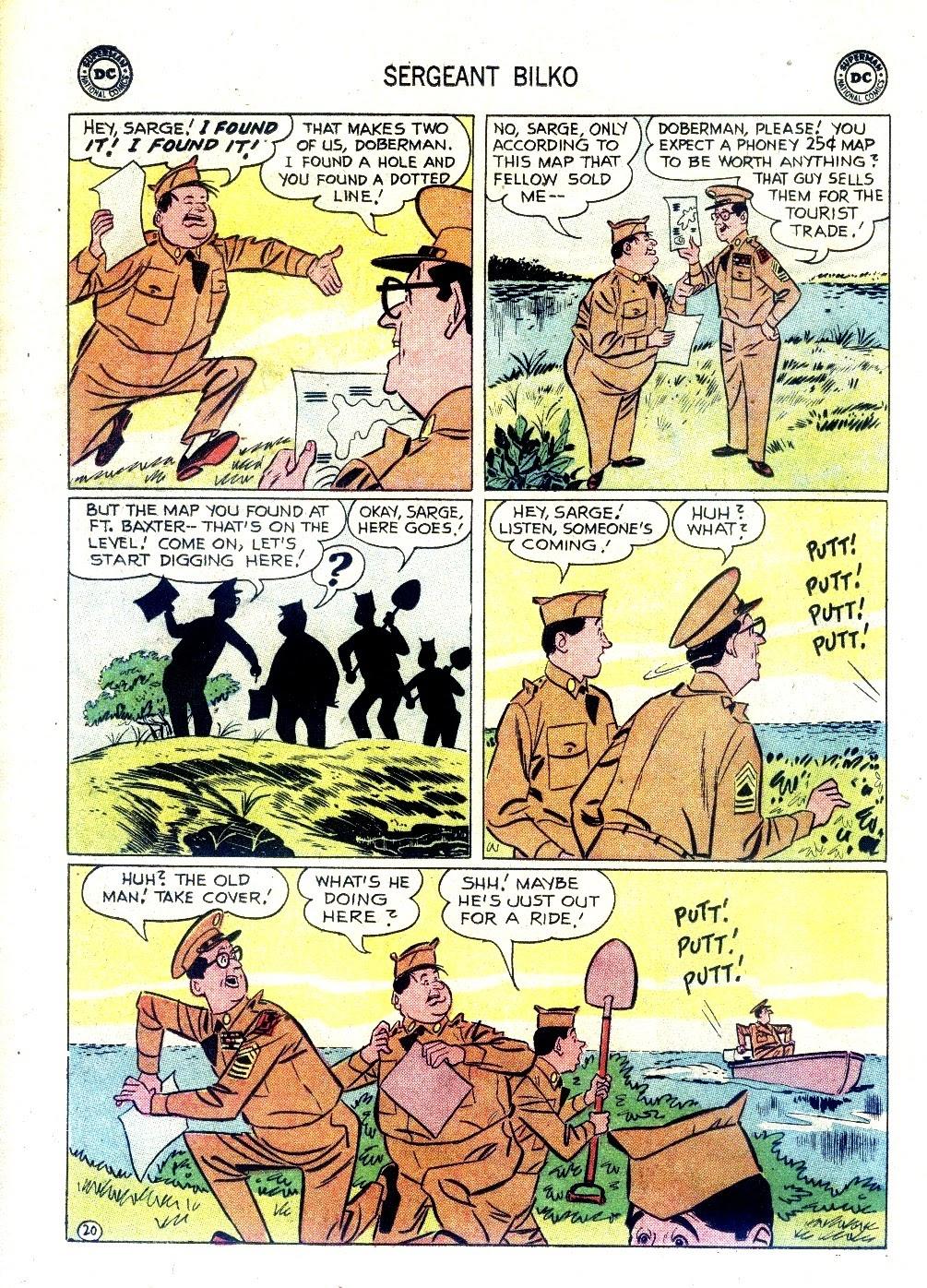 Sergeant Bilko issue 9 - Page 26