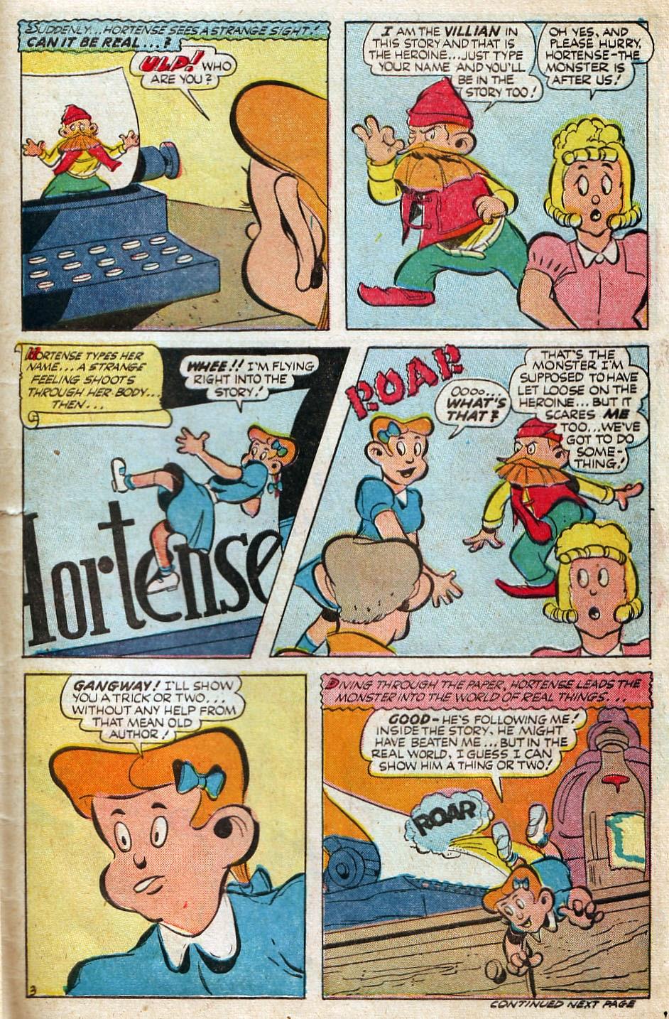 Jingle Jangle Comics issue 11 - Page 43