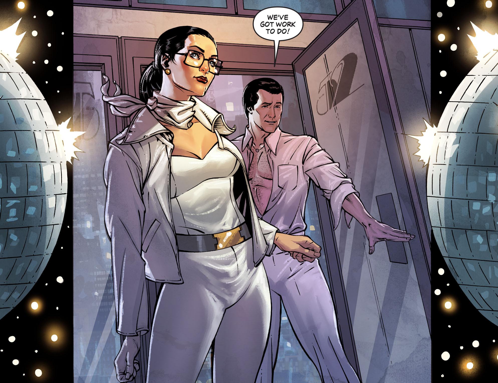 Read online Wonder Woman '77 [I] comic -  Issue #1 - 16
