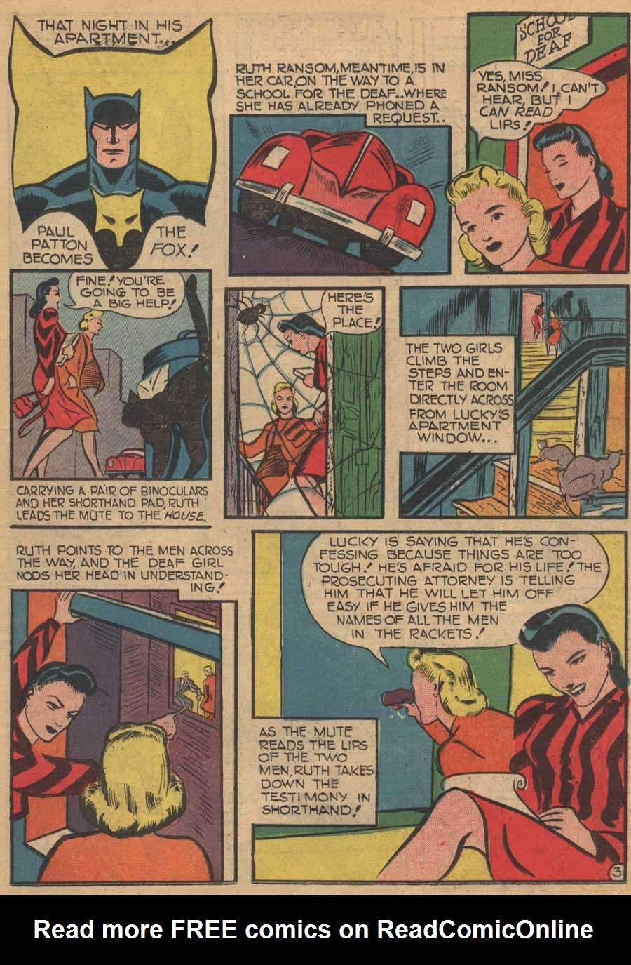 Blue Ribbon Comics (1939) issue 16 - Page 27