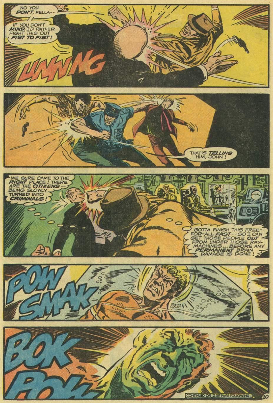 Read online Aquaman (1962) comic -  Issue #54 - 24