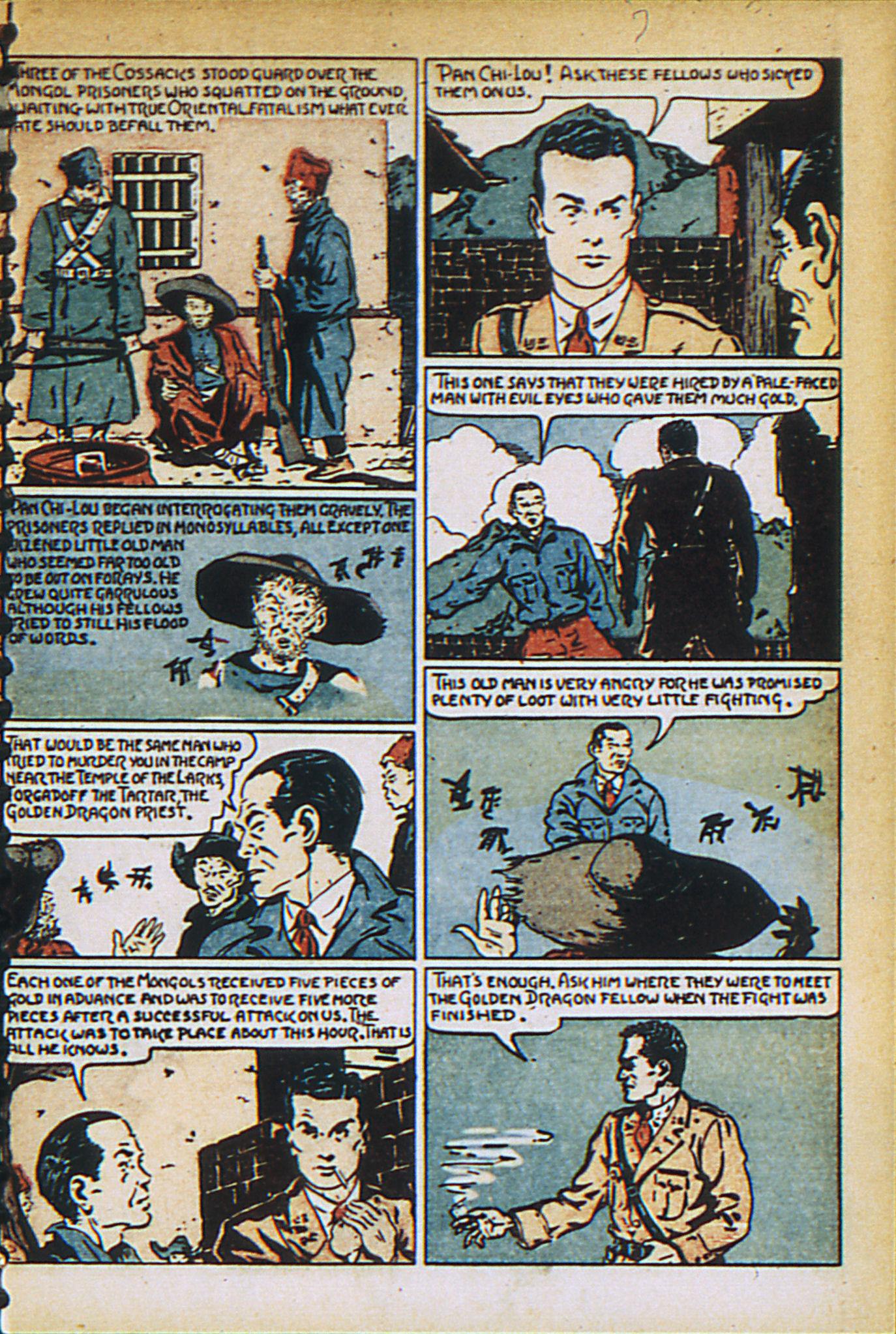 Read online Adventure Comics (1938) comic -  Issue #27 - 11