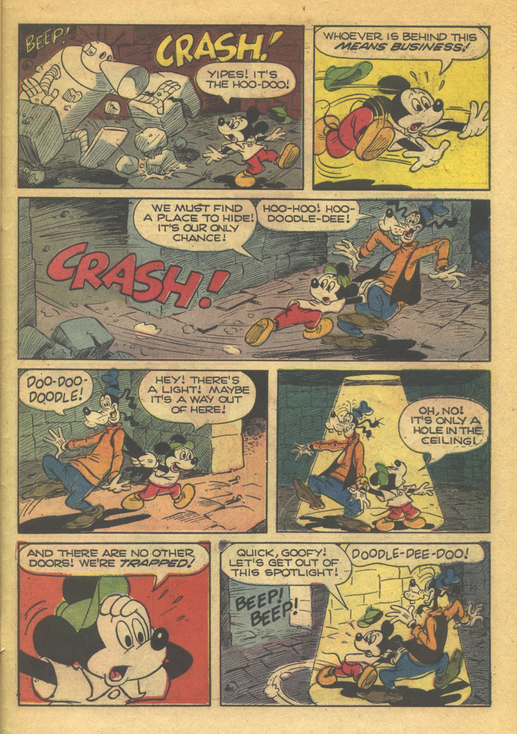 Walt Disney's Comics and Stories issue 331 - Page 31