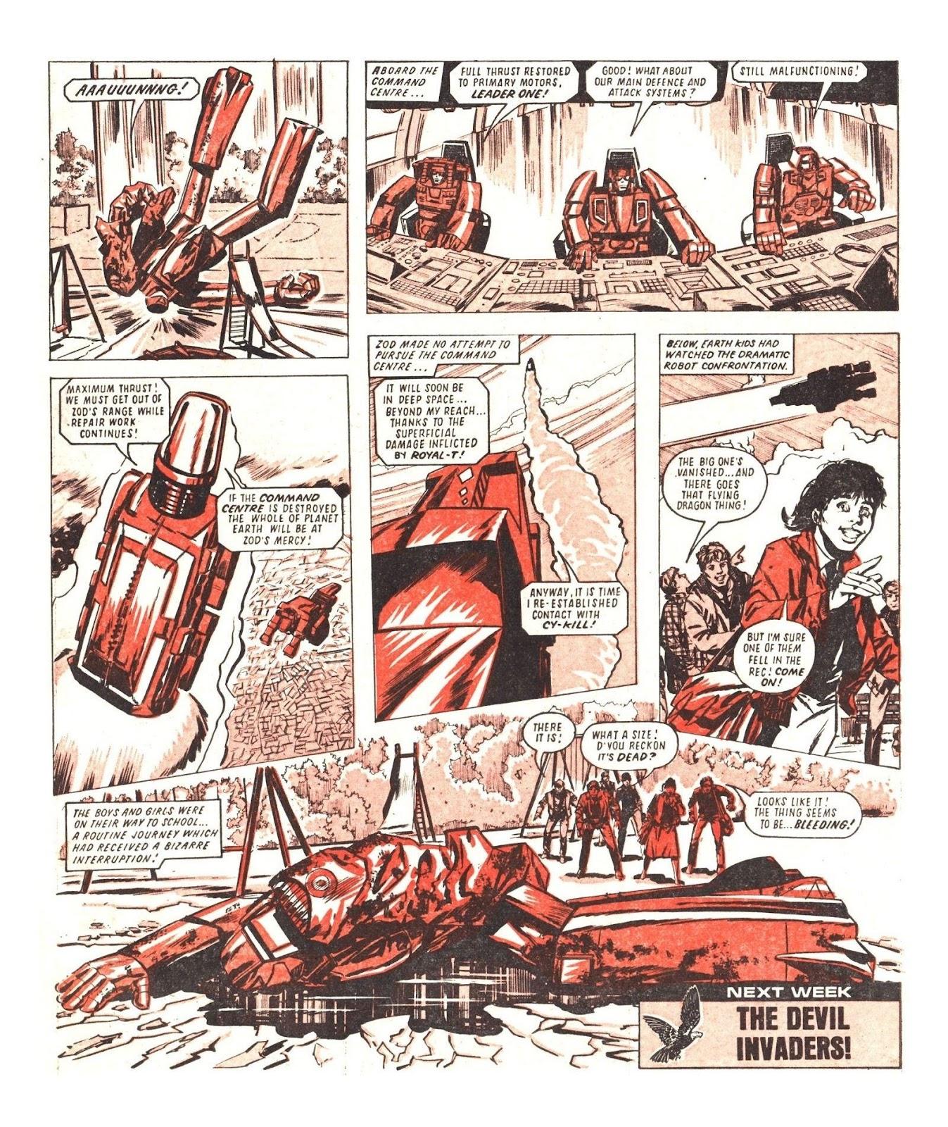 Read online Robo Machines comic -  Issue # TPB - 78