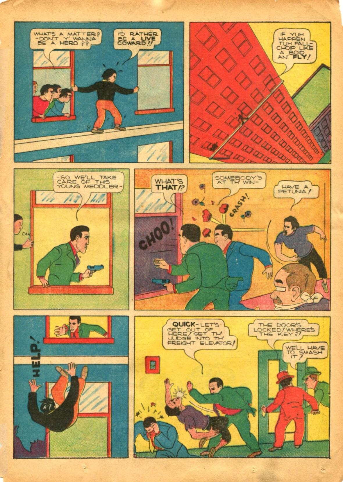 Read online Shadow Comics comic -  Issue #12 - 39