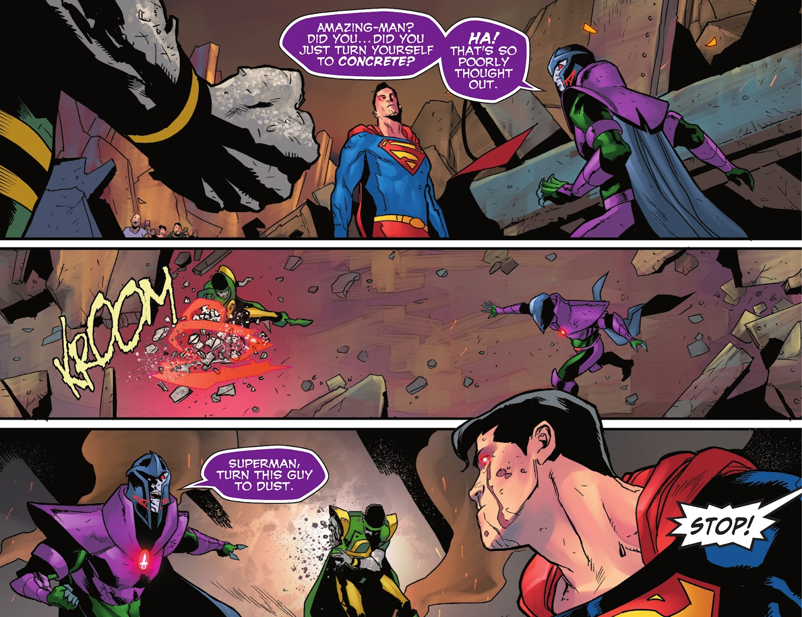 Injustice: Year Zero issue 14 - Page 5