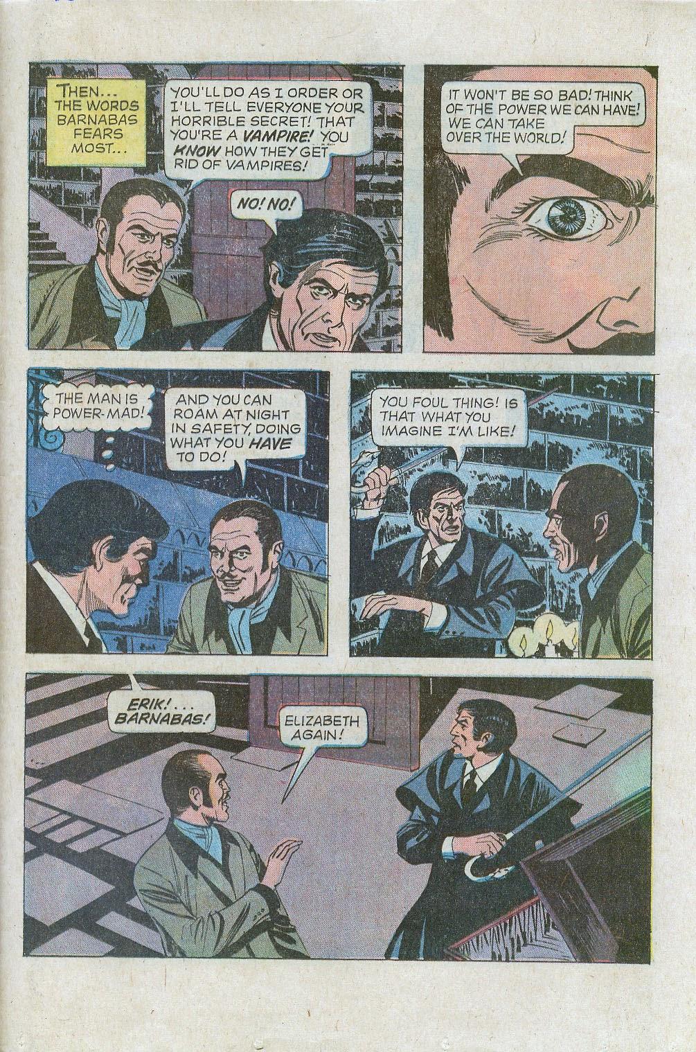 Dark Shadows (1969) issue 18 - Page 25