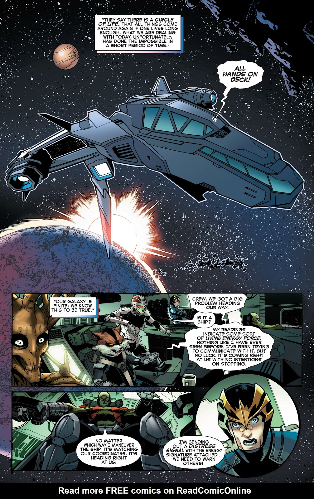 Read online What If? AvX comic -  Issue #1 - 3