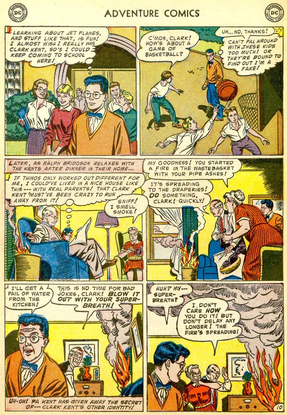Read online Adventure Comics (1938) comic -  Issue #191 - 12
