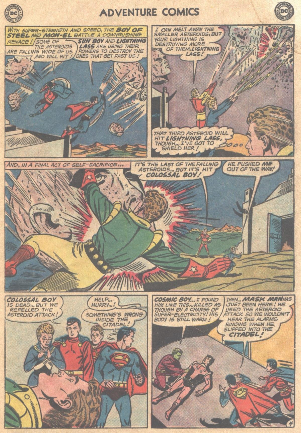 Read online Adventure Comics (1938) comic -  Issue #310 - 17