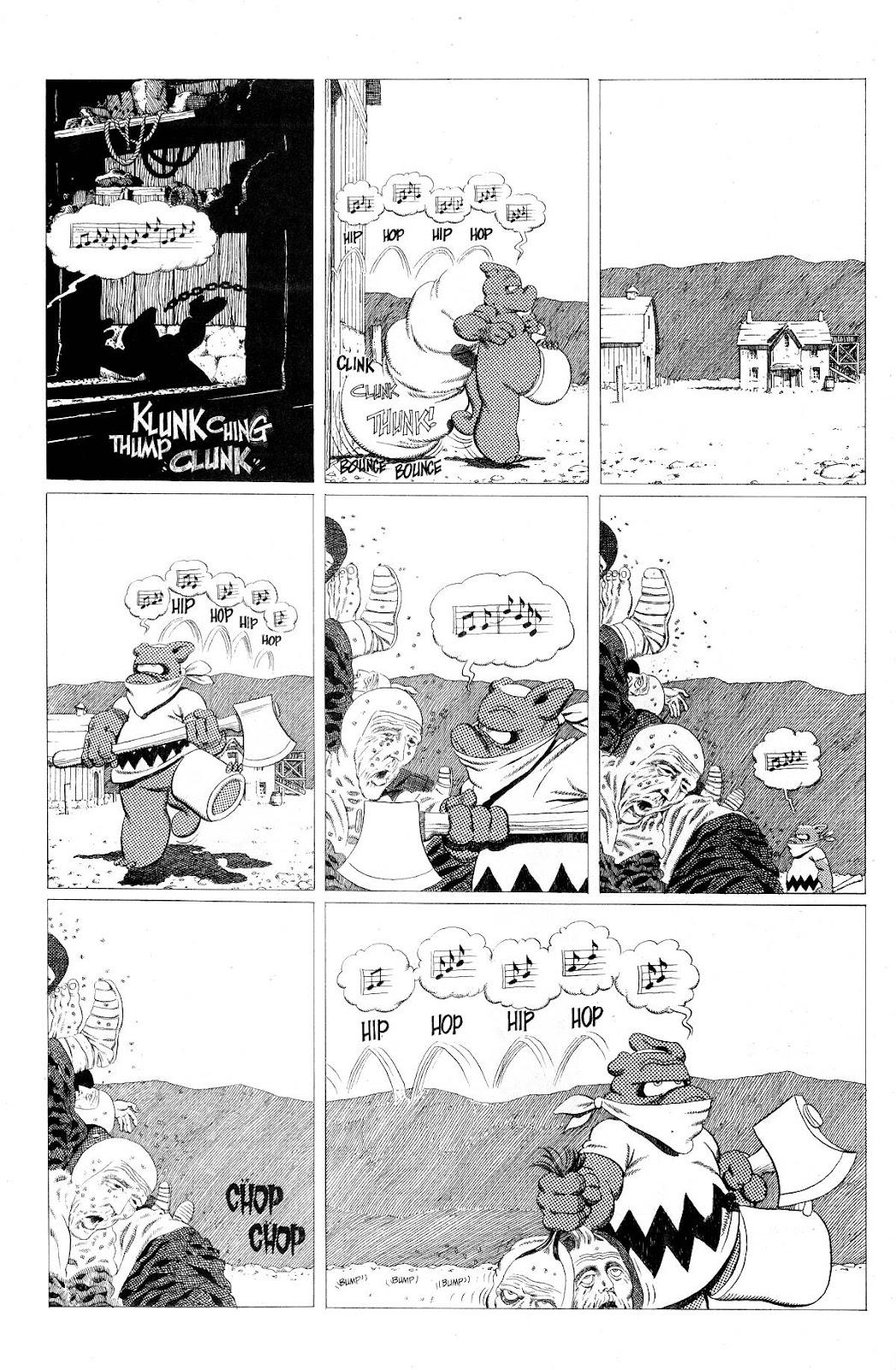 Cerebus Issue #275 #274 - English 22