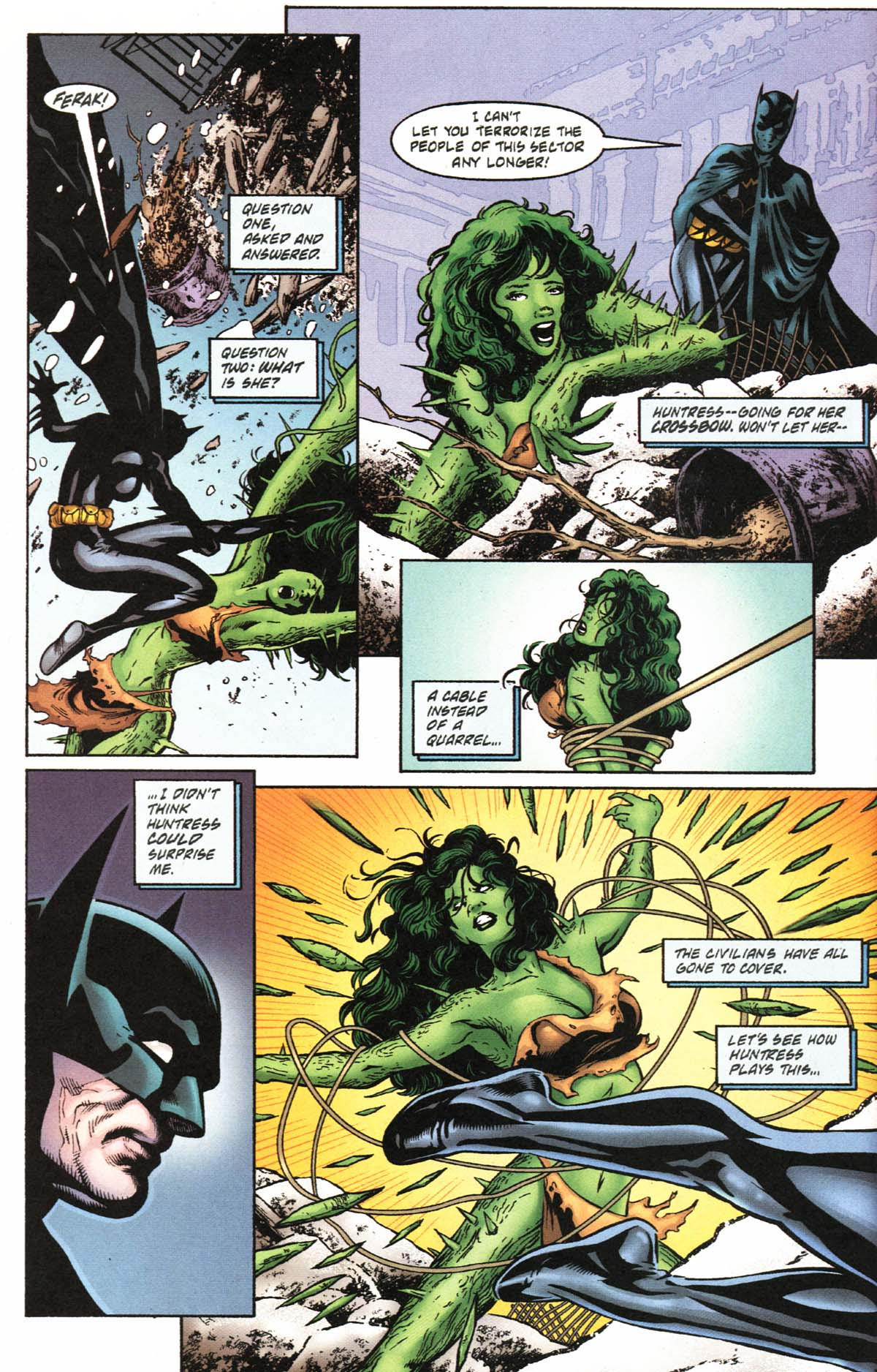 Read online Batman: No Man's Land comic -  Issue #0 - 36