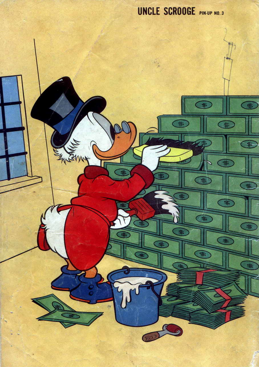 Read online Uncle Scrooge (1953) comic -  Issue #42 - 36