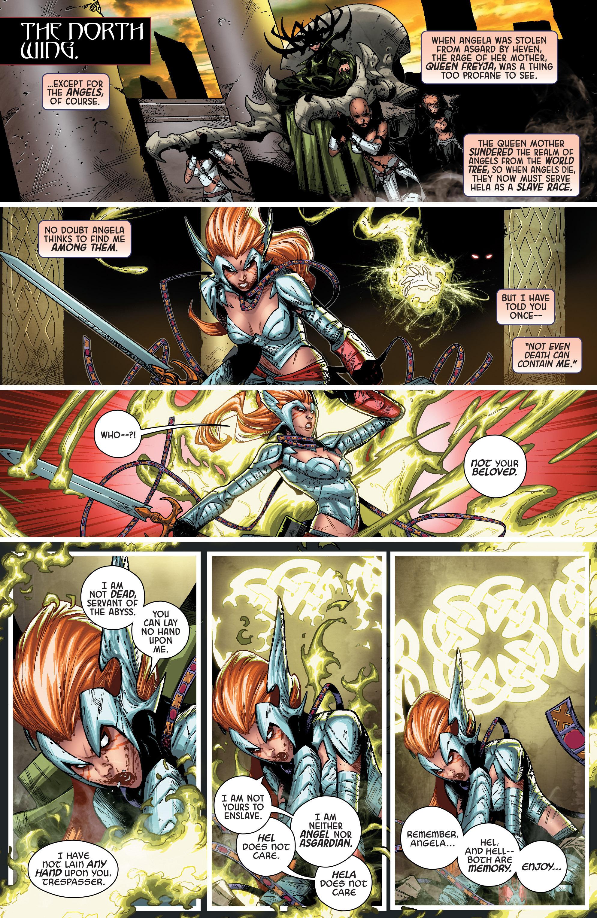 Read online Angela: Queen Of Hel comic -  Issue #1 - 6