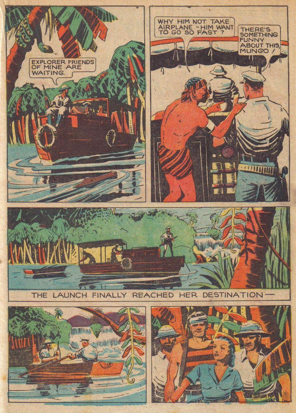 Read online Adventure Comics (1938) comic -  Issue #24 - 35