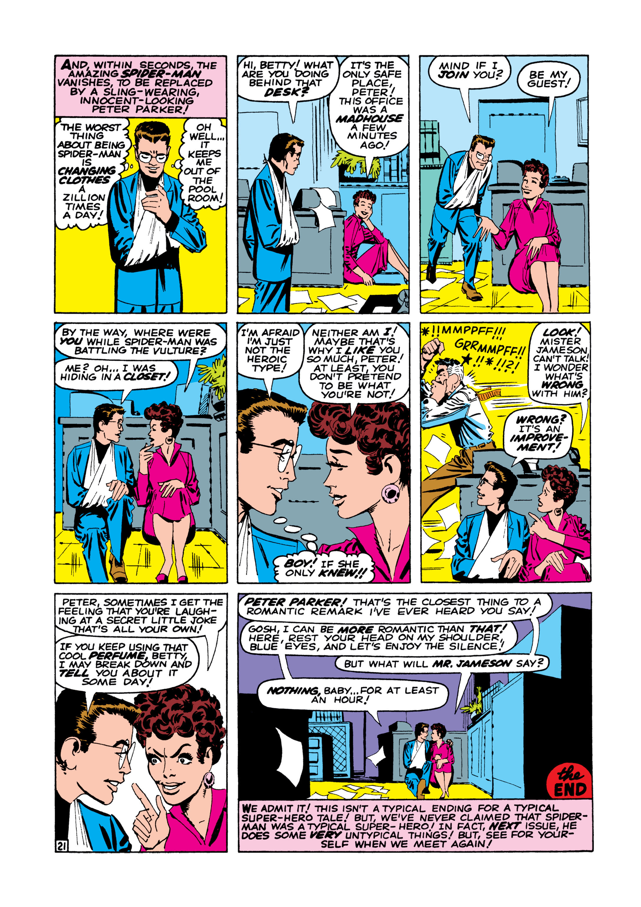 The Amazing Spider-Man (1963) 7 Page 21