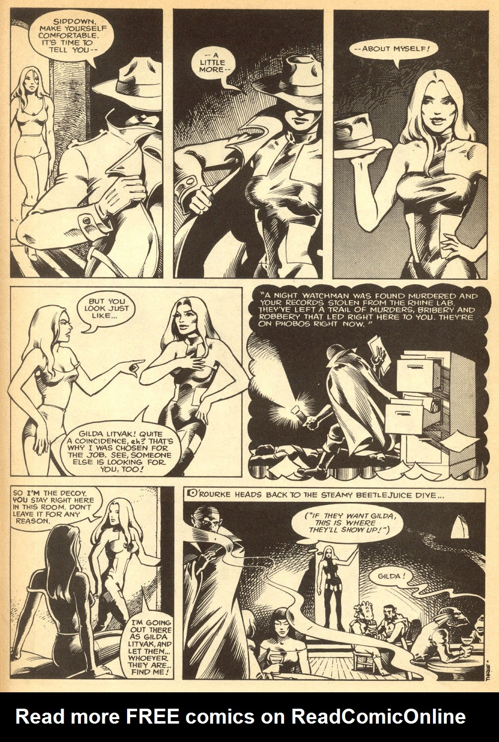 Imagine issue 2 - Page 36