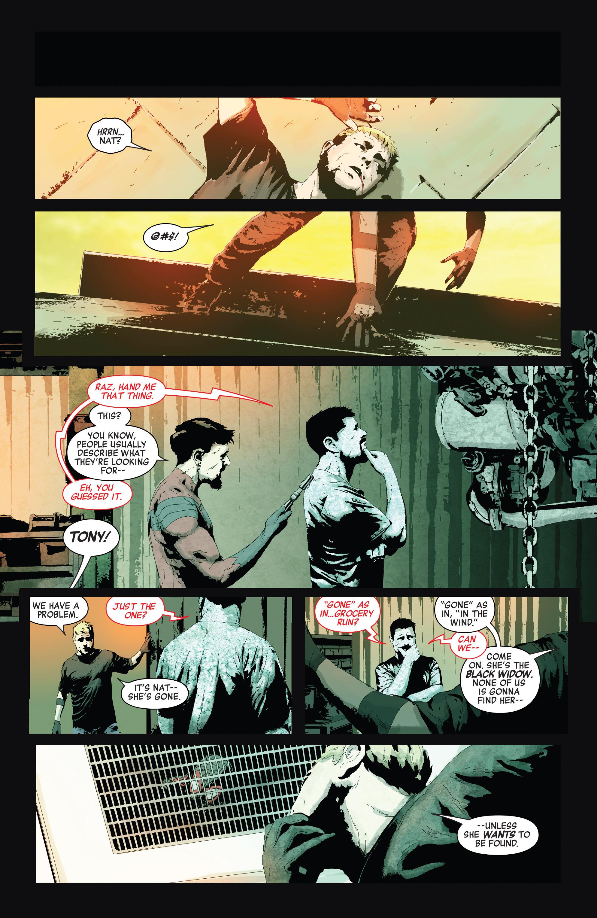 Read online Secret Empire comic -  Issue #2 - 23