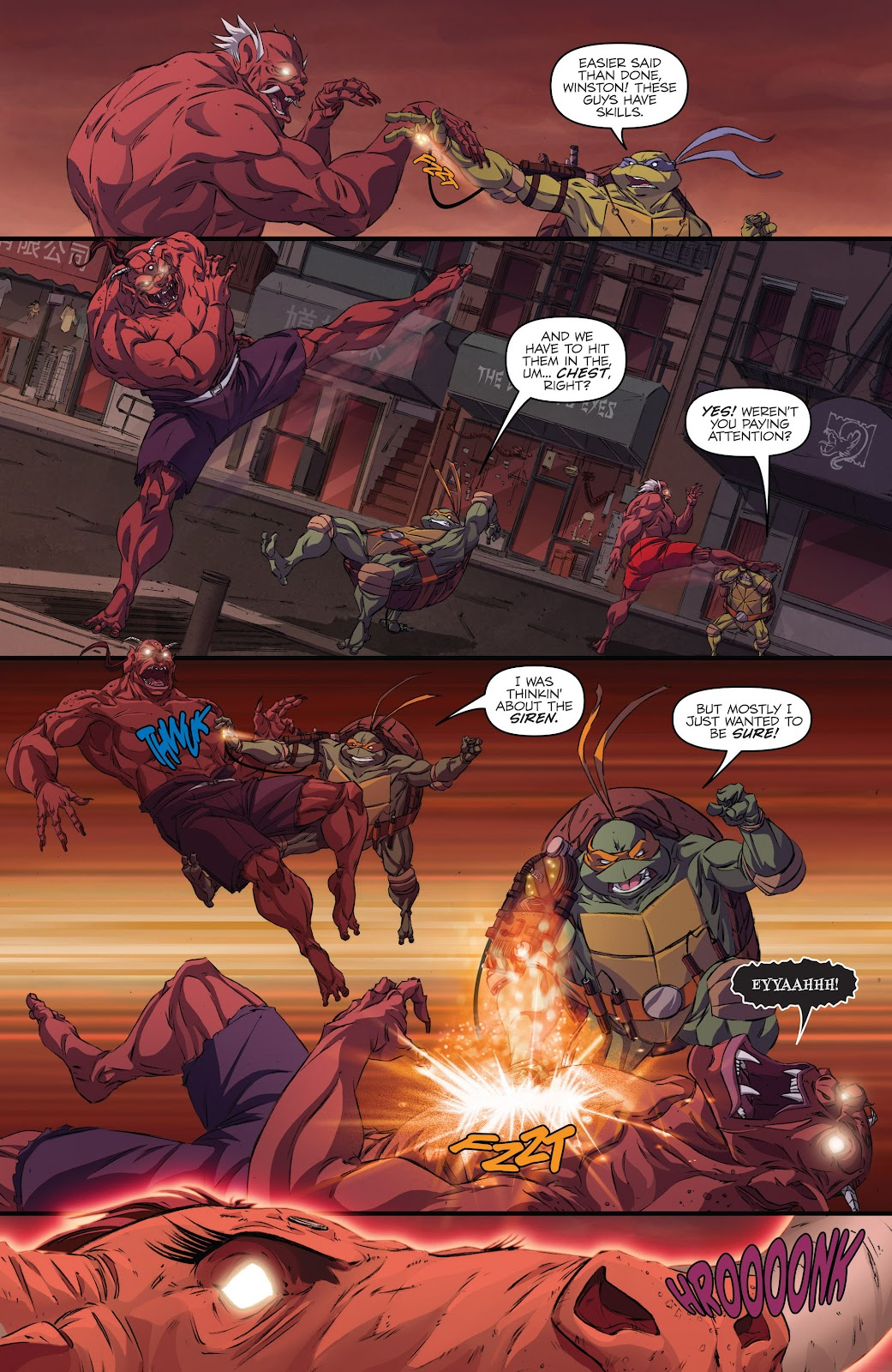 Read online Teenage Mutant Ninja Turtles: The IDW Collection comic -  Issue # TPB 5 (Part 3) - 30