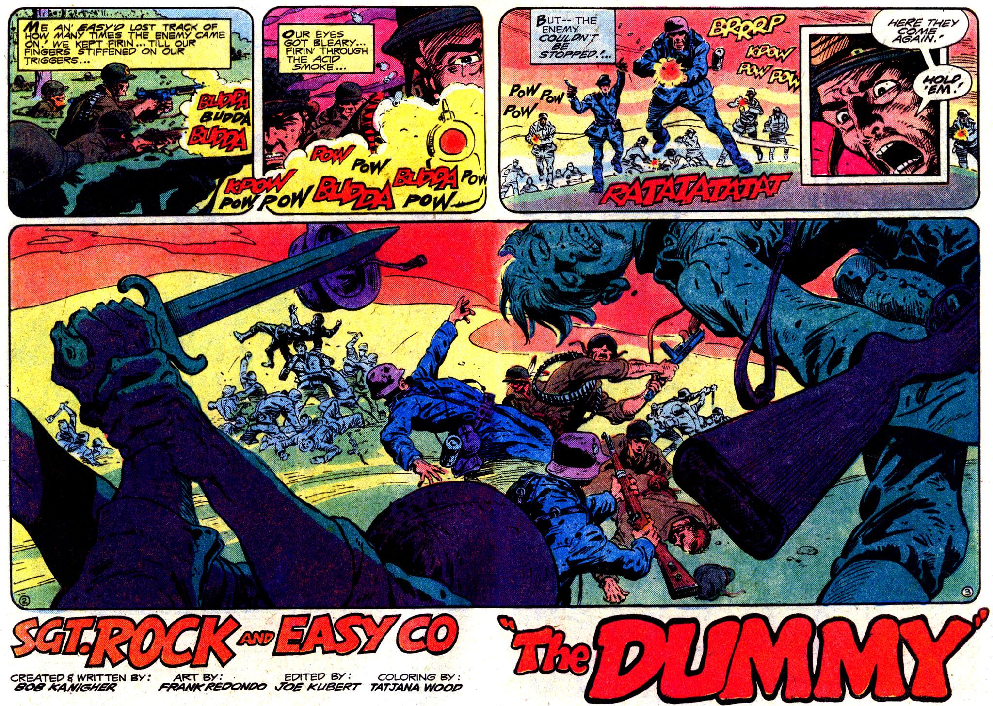 Read online Sgt. Rock comic -  Issue #349 - 3