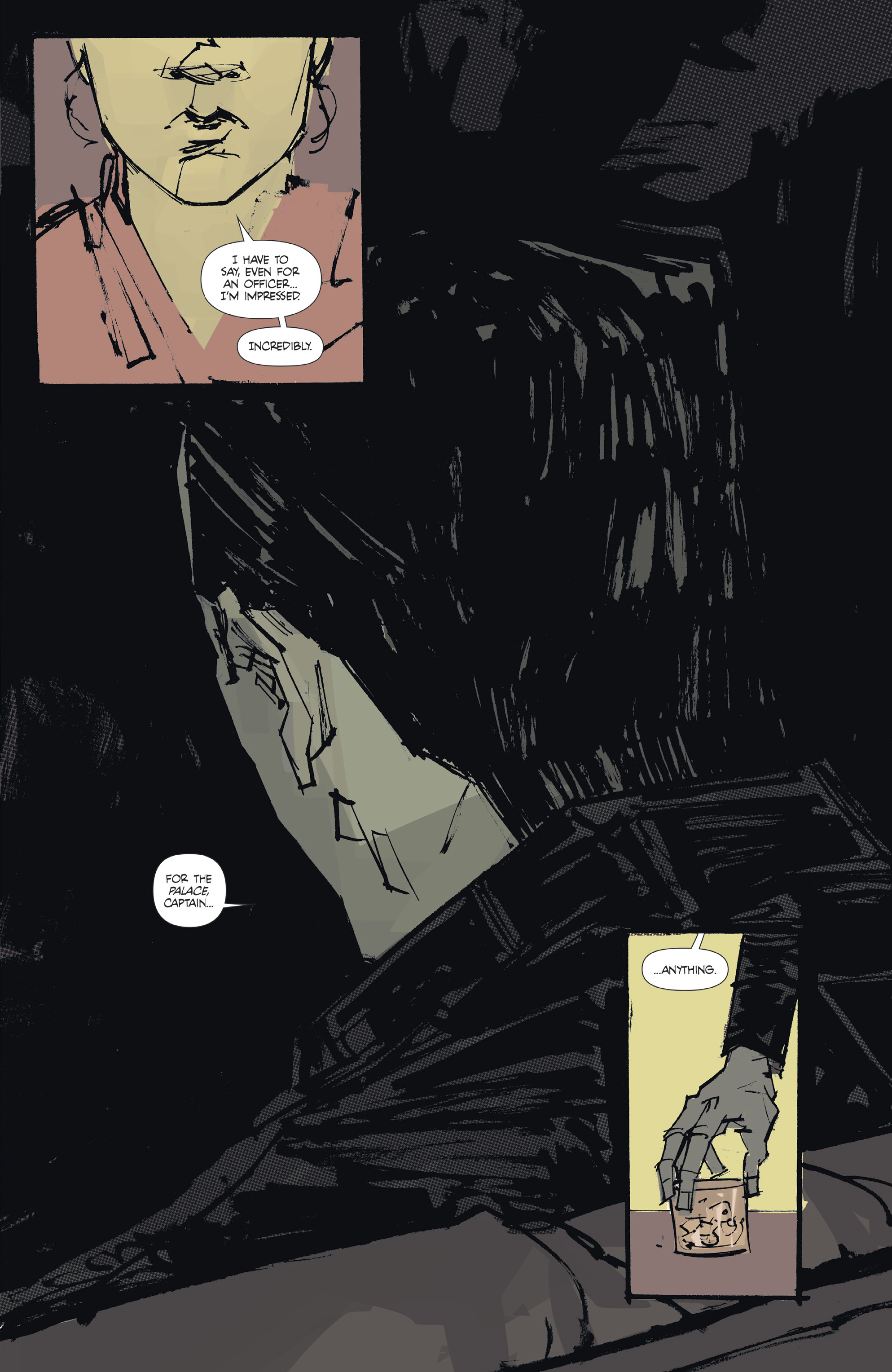 Read online The Few comic -  Issue #5 - 17