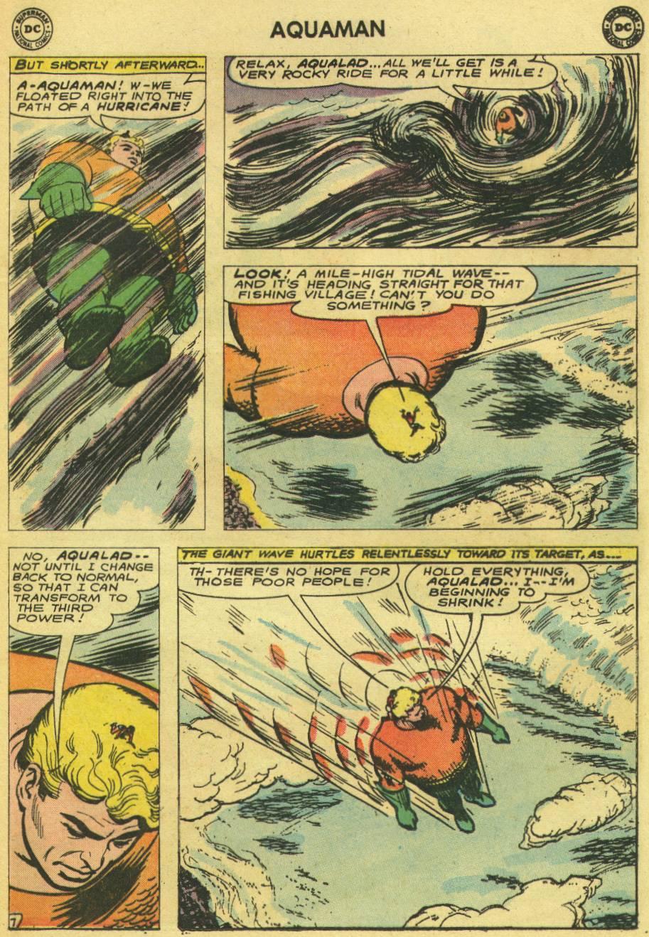 Read online Aquaman (1962) comic -  Issue #14 - 9