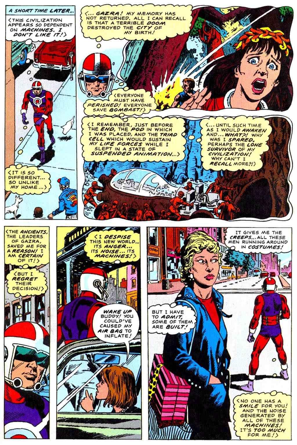 Read online Bombast comic -  Issue # Full - 19