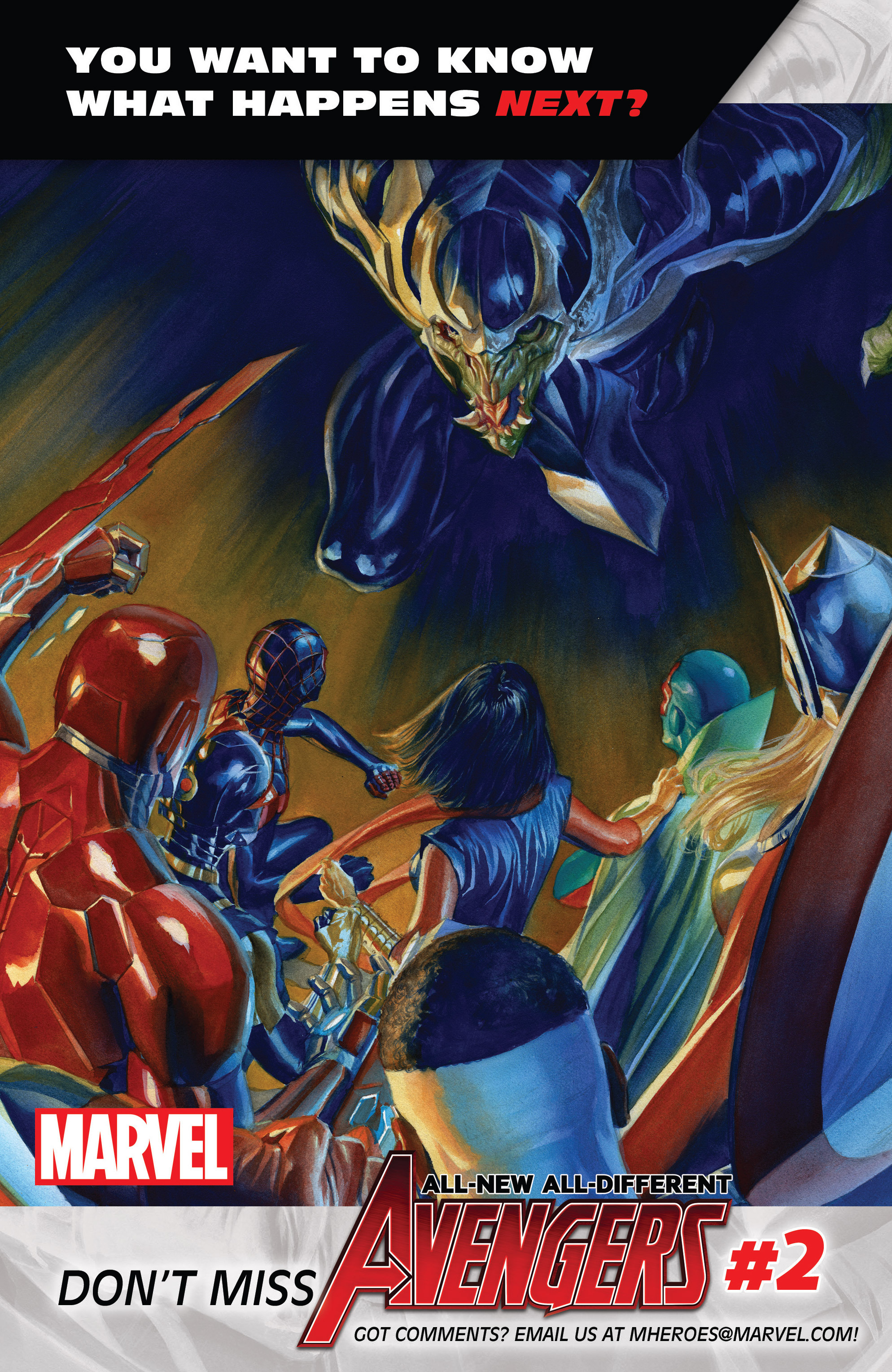 Read online All-New, All-Different Avengers comic -  Issue #1 - 32