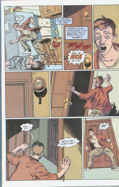 Read online Flinch comic -  Issue #9 - 21