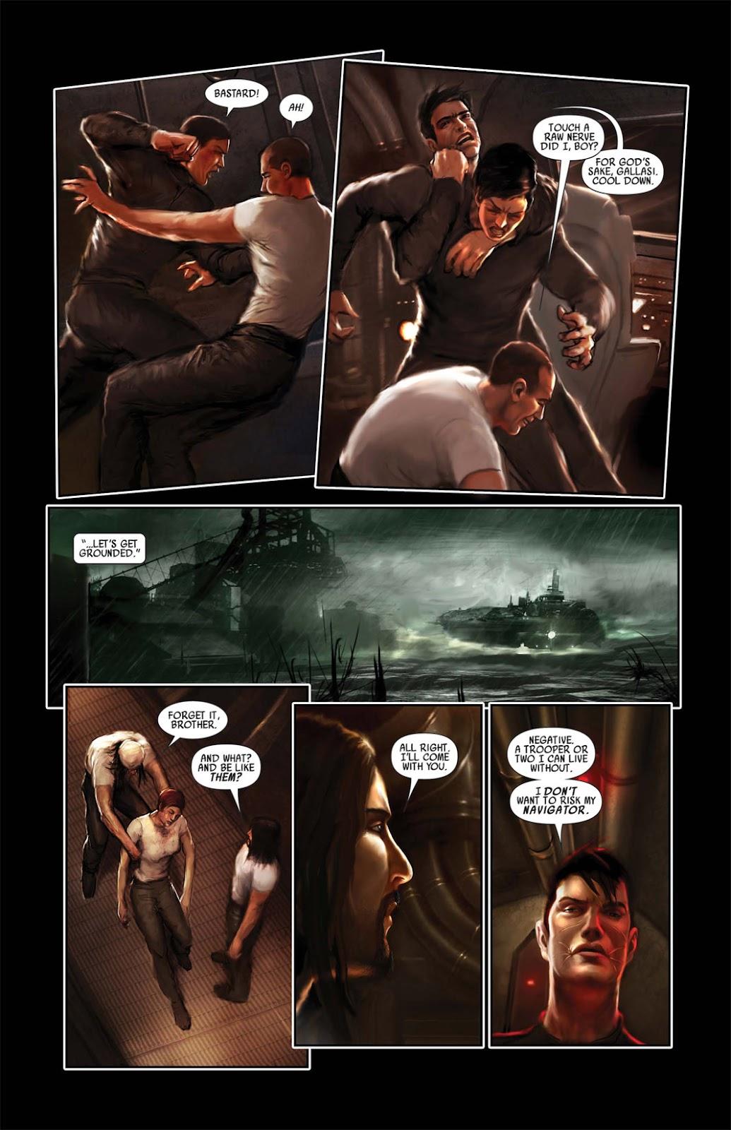 Read online After Dark comic -  Issue #1 - 40