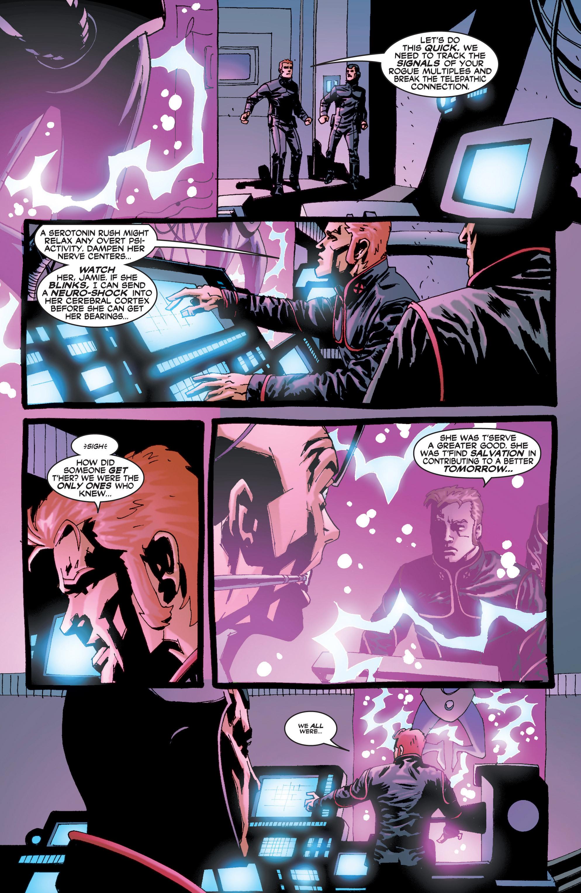 Read online Uncanny X-Men (1963) comic -  Issue #405 - 20