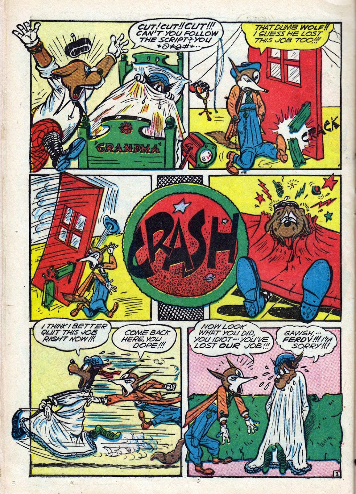 Read online Comedy Comics (1942) comic -  Issue #14 - 44