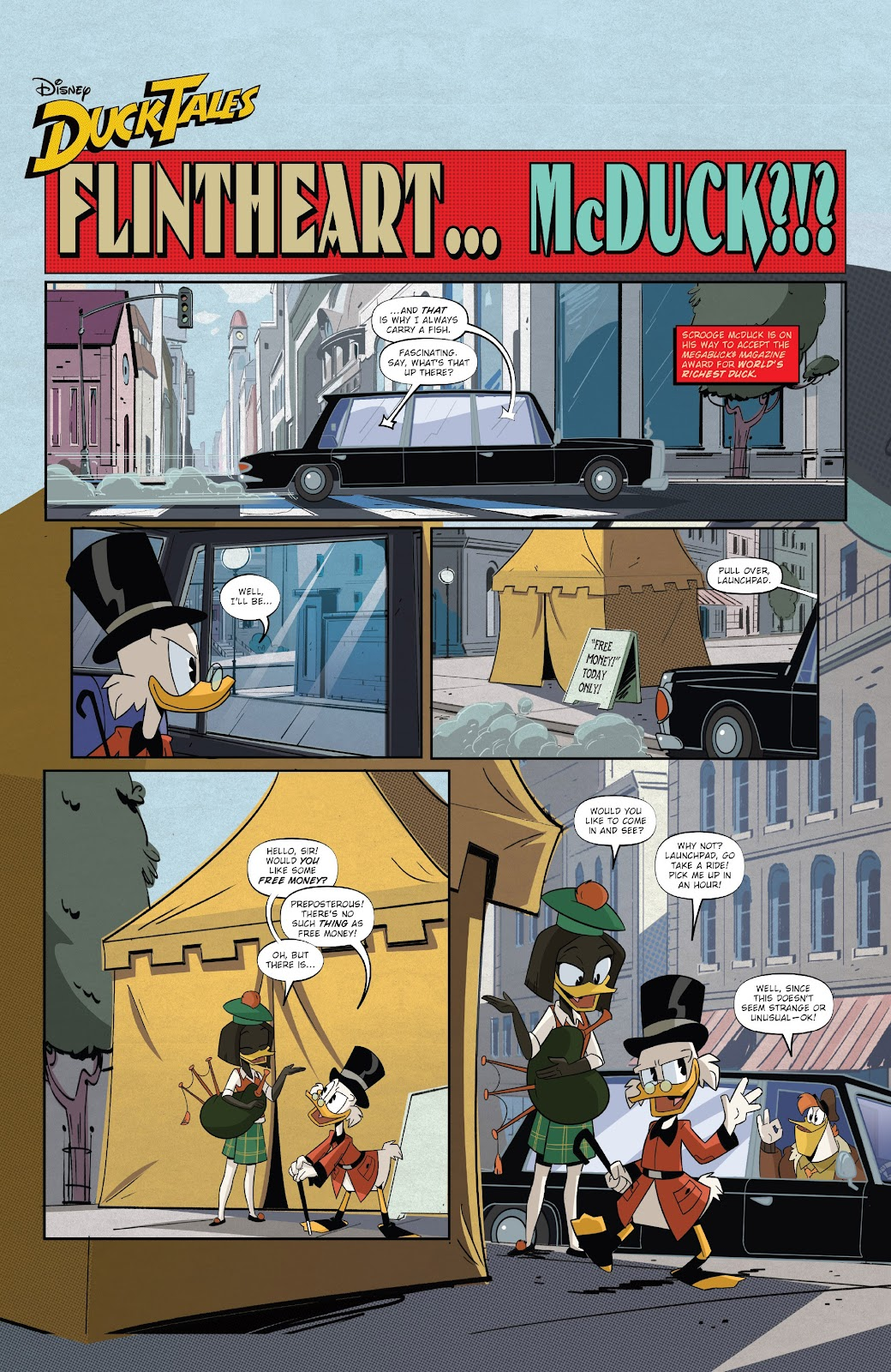 Read online Ducktales (2017) comic -  Issue #19 - 3