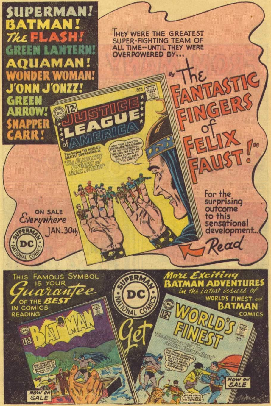 Read online Aquaman (1962) comic -  Issue #2 - 13