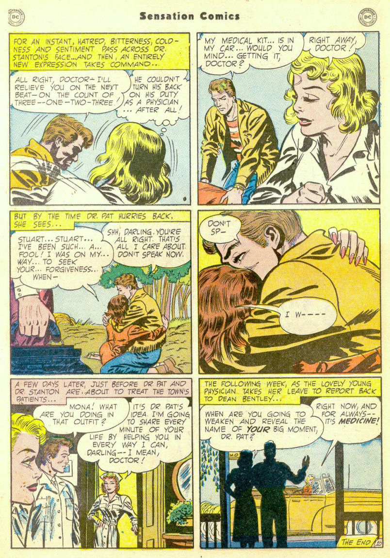 Read online Sensation (Mystery) Comics comic -  Issue #98 - 26