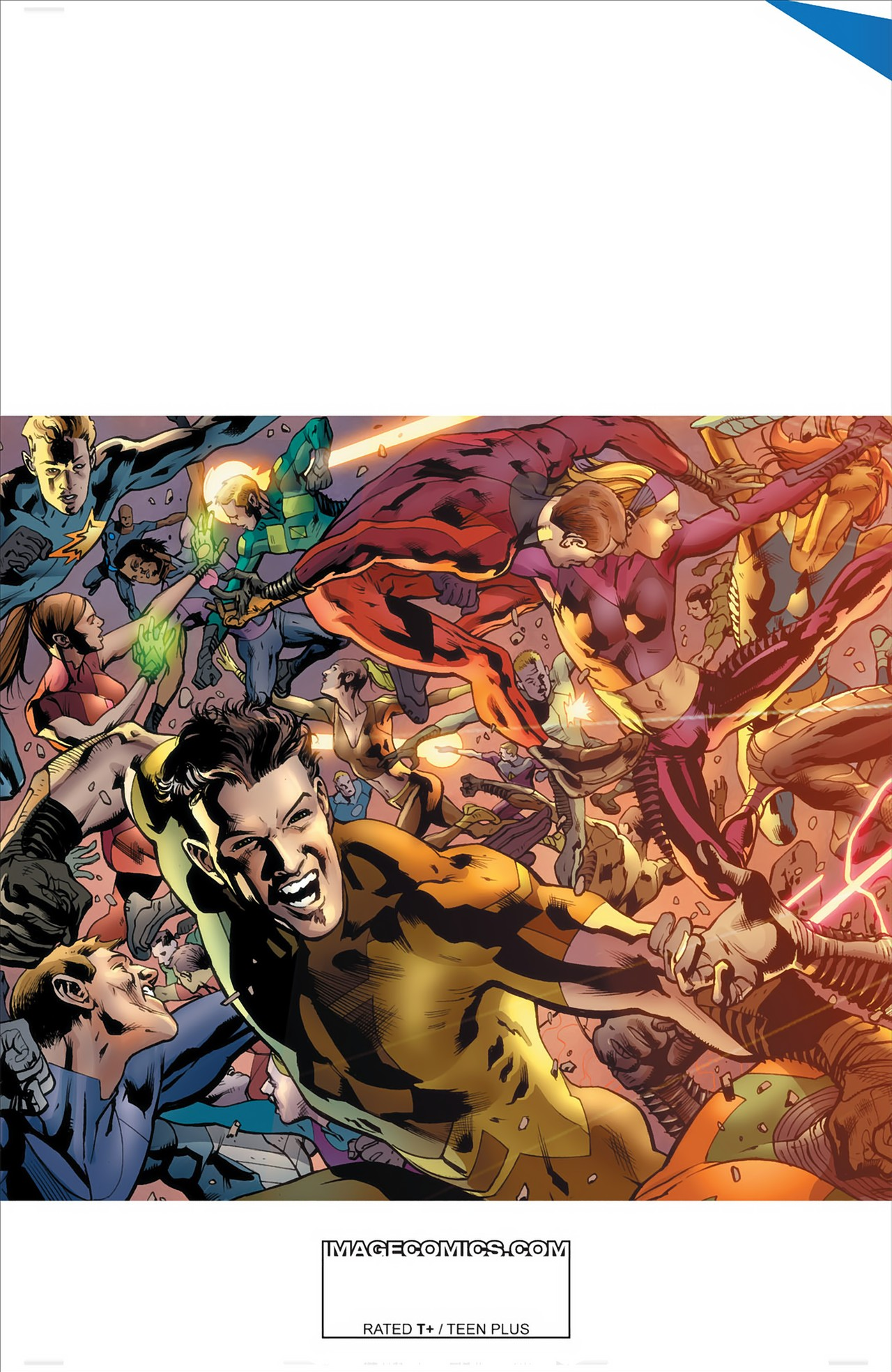 Read online America's Got Powers comic -  Issue #2 - 37