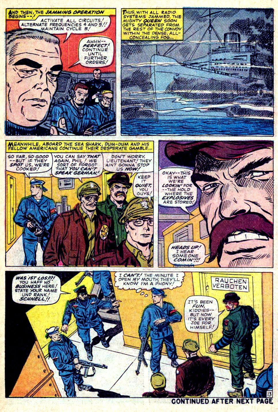 Read online Sgt. Fury comic -  Issue #26 - 18