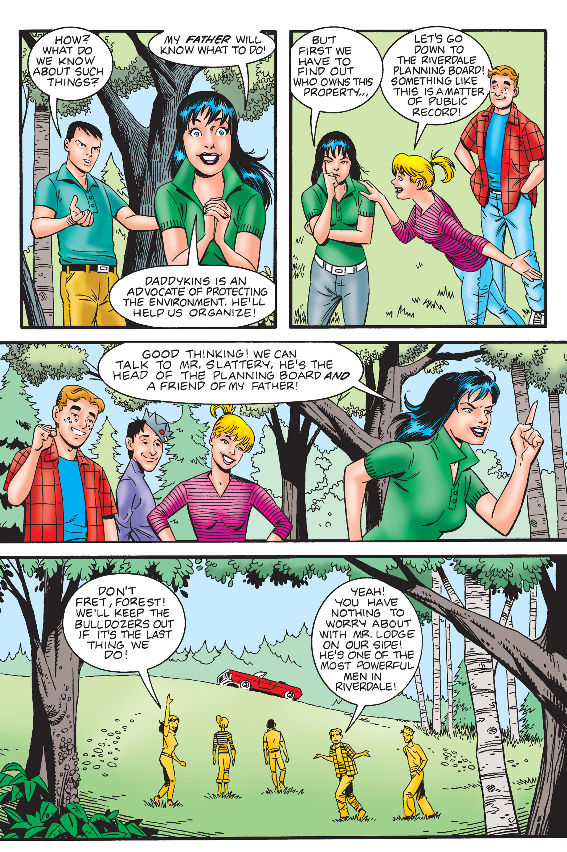 Read online Archie's New Look Series comic -  Issue #4 - 20