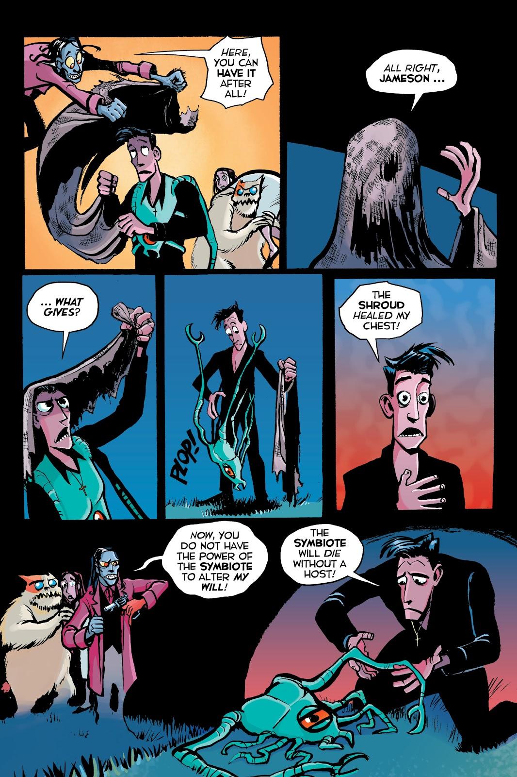 Read online Creature Tech (2019) comic -  Issue # TPB (Part 2) - 72
